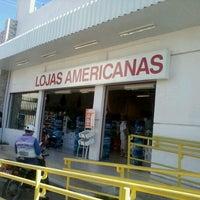 Photo taken at Lojas Americanas by Leocaliban C. on 11/16/2012