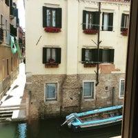 Photo taken at UNA Hotel Venezia by LeLe C. on 7/24/2015