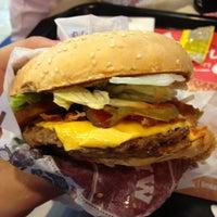 Photo taken at Burger King by Iruc on 5/6/2013