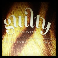 Photo taken at Guilty by Olivier by Francisco valentim Rafael X. on 2/18/2013