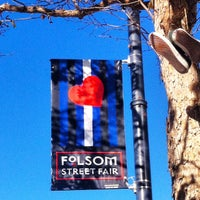 Photo taken at Folsom Street Fair 2012 by Chris H. on 9/16/2014
