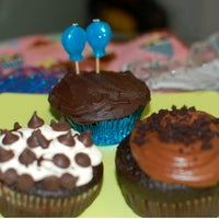 Photo taken at One Cup Two Cupcakes by onecuptwocupcakes on 9/24/2012