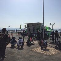 Photo taken at 二色の浜 海浜緑地 by ねぇさん on 10/30/2016