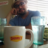 Photo taken at Denny's by Dan B. on 4/5/2014