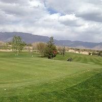 Photo taken at Arroyo Del Oso Golf Course by Matthew on 4/20/2013
