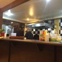 Photo taken at Maya´s Biergarten & Lounge by Ash on 1/23/2013