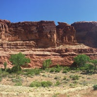 Photo taken at City of Moab by Rebecca O. on 5/27/2016