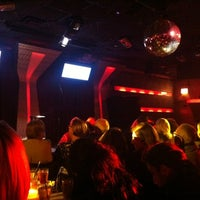 Photo taken at The Comedy Bar by Rodi on 10/19/2012