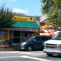 Photo taken at Hot Dog Heaven by Jim S. on 9/28/2013