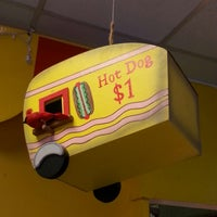 Photo taken at Hot Dog Heaven by Jim S. on 2/19/2014