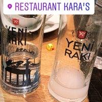 Das Foto wurde bei Restaurant Kara's von Y. Ç. am 1/19/2018 aufgenommen