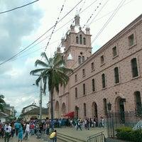 Photo taken at Guadalajara de Buga by Guillermo E. on 10/9/2016