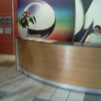 Photo taken at Estúdios Globo by Paula B. on 10/19/2012