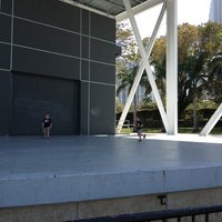 Photo taken at Bayfront Park Amphitheater by Denise L. on 2/23/2013