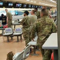 Photo taken at Schofield Barracks Bowling Alley by Denise L. on 3/11/2016
