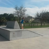 Photo taken at South Dade Skate Park by Denise L. on 1/12/2014