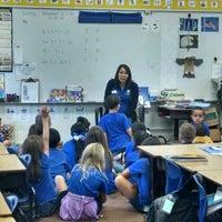Photo taken at Mrs. Nakakura's 1st grade class by Denise L. on 12/9/2014