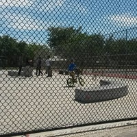 Photo taken at South Dade Skate Park by Denise L. on 3/30/2014