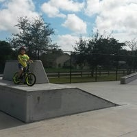 Photo taken at South Dade Skate Park by Denise L. on 11/11/2013
