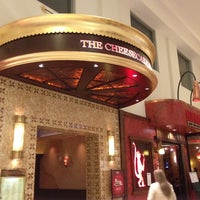 Photo taken at The Cheesecake Factory by Viviana on 11/28/2012