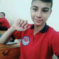 Photo taken at Akçaabat Anadolu İmam Hatip Lisesi by Yunus Emre B. on 9/20/2016