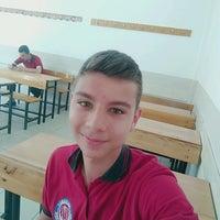 Photo taken at Akçaabat Anadolu İmam Hatip Lisesi by Yunus Emre B. on 9/19/2016