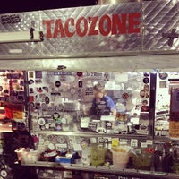 Photo taken at Taco Zone by Alesha U. on 3/30/2014