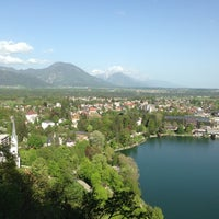 Photo taken at Blejski Grad | Bled Castle by Max on 5/3/2013