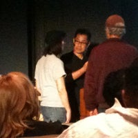 Photo taken at August Copolla Theater (FA 101) by Tracy C. on 3/14/2013