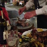 Foto tirada no(a) Taverna Del Borgo Antico por Mikhail em 5/6/2013