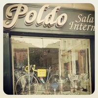 Photo taken at Pasticceria Poldo Di Francesco Crocco e C. S.a.s. by Marco P. on 7/13/2013