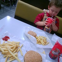 Photo taken at Burger King by Arne H. on 1/2/2014