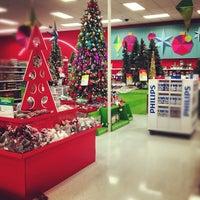 Photo taken at Target by Sarah S. on 12/2/2012