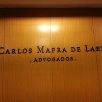 Photo taken at Carlos Mafra De Laet Advogados Associados by Feliciano Clímaco on 5/13/2013