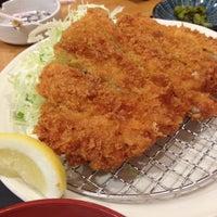Photo taken at とんかつ一代 ボーノ相模大野店 by @SAKURA on 7/23/2014