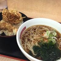 Photo taken at 箱根そば 古淵店 by @SAKURA on 3/31/2016