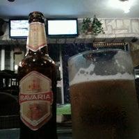 Photo taken at El Sano Banano Sports Bar by Ricardo G. on 7/17/2013