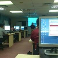 Photo taken at Bilik Kuliah Fitrah Institut Latihan Pos Malaysia by Azrin A. on 2/8/2013