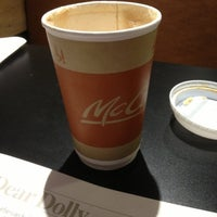Photo taken at McCafé by Pat on 11/26/2012
