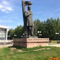 Photo taken at Театральная площадь by Иван Р. on 7/28/2013