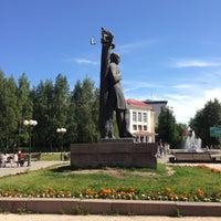 Photo taken at Театральная площадь by Иван Р. on 7/21/2013