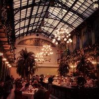Снимок сделан в NH Collection Amsterdam Grand Hotel Krasnapolsky пользователем Helen T. 1/5/2013