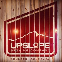 Photo taken at Upslope Brewing Company by Stefan J. on 10/13/2012