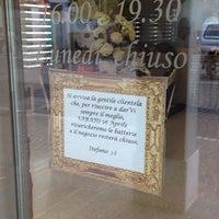 Photo taken at Salzano by Ottica S. on 4/24/2014