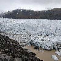 Photo taken at Svínafellsjökull by Greg B. on 4/30/2018