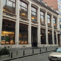 Photo taken at Belgian Comic Strip Center by Tim D. on 1/6/2013