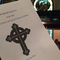 Photo taken at Uptown Church by Mac M. on 10/6/2013