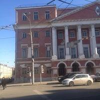 Снимок сделан в Площадь Разгуляй пользователем Юна М. 3/12/2013