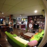 Photo taken at River City Inn Hostel by Alexey O. on 9/25/2013