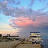 Photo taken at Samara River Terminal by Danila P. on 7/5/2013
